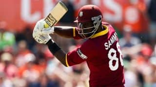 Darren Sammy joins Shahid Afridi at Hampshire