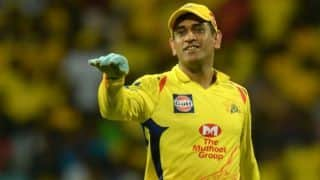 IPL 2018, Match 27: Dhoni captains in 150th match