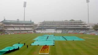 South Africa-Australia 2nd T20I delayed due to rain