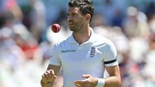 काउंटी क्रिकेट खेलते हुए चोटिल हुए तेज गेंदबाज जेम्स एंडरसन