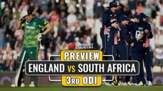 ENG aim for final flourish; Stokes, Moeen rested