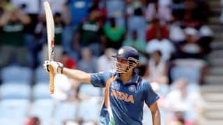 Suresh Raina only Indian batsmen to score ton in ICC World T20 tournaments