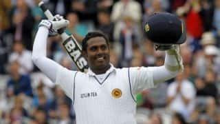 India vs Sri Lanka, 1st Test, Day 3: Lahiru Thirimanne, Angelo Mathews' fifties reduce deficit to 7 runs