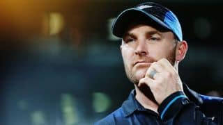 Brendon McCullum signs for Middlesex