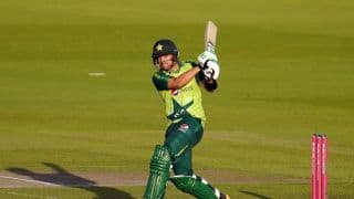 England vs Pakistan 2020, 3rd T20, Manchester – Mohammad Hafeez, Haider Ali Shine As Visitors Level Series