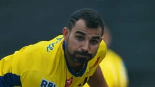Mohammed Shami receives interim relief from Kolkata Police