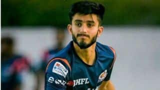 Here are some Interesting facts about the Leg Spinner Mayank Markande