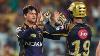 IPL 2019: Kuldeep Yadav is not afraid of getting hit: Piyush Chawla