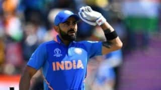 Cricket World Cup 2019: Virat Kohli set to become fastest to 20,000 international runs