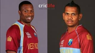 Sunil Narine, Kieron Pollard included in 14-man West Indies squad for 1st two T20Is against India