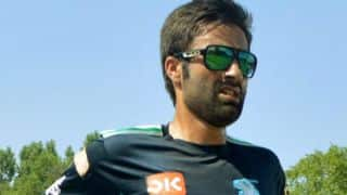 Ranji Trophy 2015-16: Parvez Rasool unbeaten ton leads J&K to 274/8 against Himachal on Day One