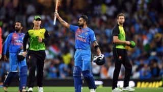 3rd T20: Virat Kohli steers India to win against Australia