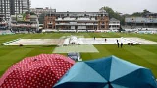 भारत-इंग्लैंड: लॉड्स में तेज बारिश, खराब हो सकता है पहले दिन का खेल !