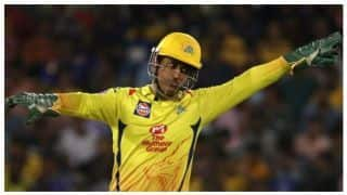 IPL 2019, MI VS CSK: MS Dhoni becomes most Successful wicket-keeper in the IPL