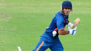 India A beat West Indies by 9 wickets after Unmukt Chand scores unbeaten 79
