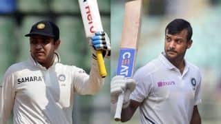 Mayank Agarwal plays fearlessly like Virender Sehwag: VVS Laxman