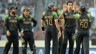 ICC World T20 2014: Dominant Pakistan thrash Bangladesh by 50 runs