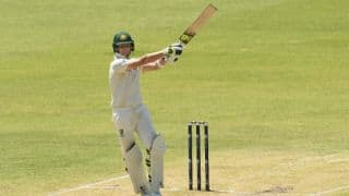 Steven Smith's bat looks six feet wide at the moment: Nasser Hussain