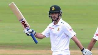 Stephen Cook becomes 6th South African batsman to score century on Test debut