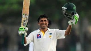 Pakistan vs Australia 2014: Younis Khan snubs PCB in post-match presentation ceremony