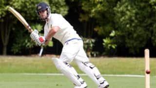 New Zealand batsman Neil Broom signs up for Derbyshire