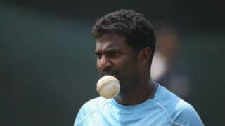 Sachin Tendulkar-Greg Chappell controversy pointless, says Muttiah Muralitharan