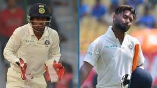 Virat Kohli and Ravi Shastri want Wriddhiman Saha not Rishabh Pant for South Africa Tests: Report