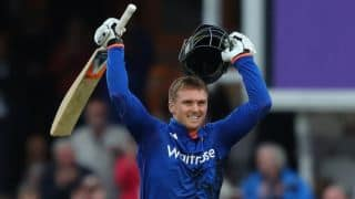 Roy registers 2nd highest ODI score for ENG