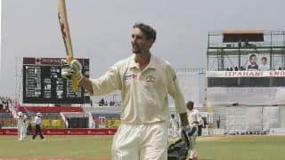 Best batting performances on birthday in International cricket
