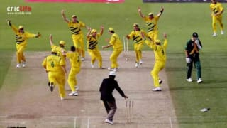 On This Day: South Africa and Australia played the greatest ODI ever