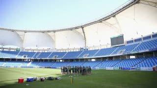 UAE announce World Cup squad