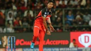 Washington Sundar: I am Martin Guptill's fan, so taking his wicket was really good