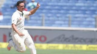 IND vs AUS, 1st Test, Day 3, Tea: O'Keefe's 5-for puts visitors closer to victory