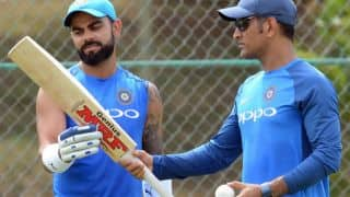 Virat Kohli: My equation with MS Dhoni is lovely