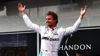 Hamilton: Rosberg top contender for F1 2016 title