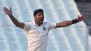 Ashok Dinda To Represent Goa in Ranji Trophy