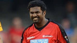 IPL 2014 Auction: Royal Challengers Bangalore buy Muttiah Muralitharan