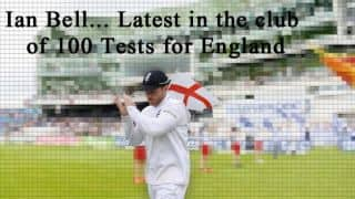 Ian Bell and other England cricketers to play 100th Test by the age of 32