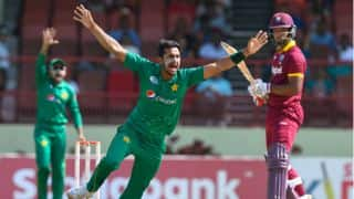 Hasan Ali's 5-38 allows Pakistan to register 74-run win over West Indies in 2nd ODI