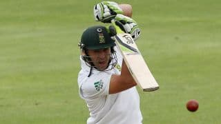 De Villiers wins Players' Player of the Year