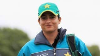 Sana Mir first Pakistan women player to top ICC Rankings
