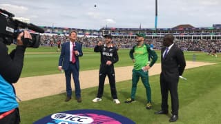 Cricket World Cup 2019: In delayed start, New Zealand put South Africa in to bat at Edgbaston