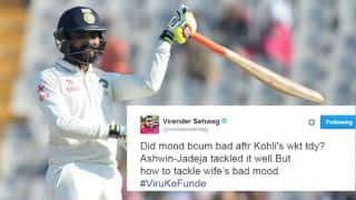 Ravindra Jadeja wins over social media with his fighting knock and sword fencing-style celebration