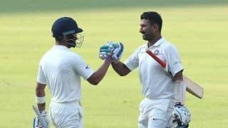 Cheteshwar Pujara's batting in Australia was real gold stuff: Viv Richards