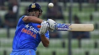 MS Dhoni was treated badly after Bangladesh series defeat, feels Shahid Afridi