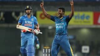 पाकिस्तान के खिलाफ टी20 सीरीज के लिए थिसारा परेरा बने श्रीलंका के कप्तान