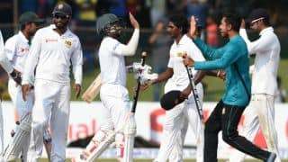 Bangladesh register historic victory over Sri Lanka in 2nd Test at Colombo