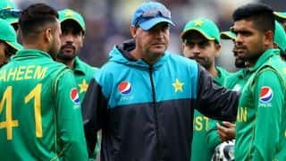 No extension for Pakistan cricket coach Mickey Arthur
