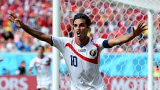 FIFA World Cup 2014 Free Live Streaming Online: Costa Rica vs Greece, Round of 16 Match