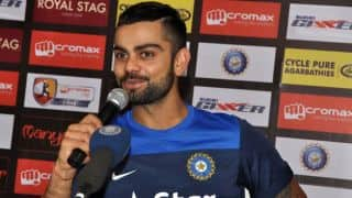 Virat Kohli: Rohit's value for the team is massive and it's great to have him back